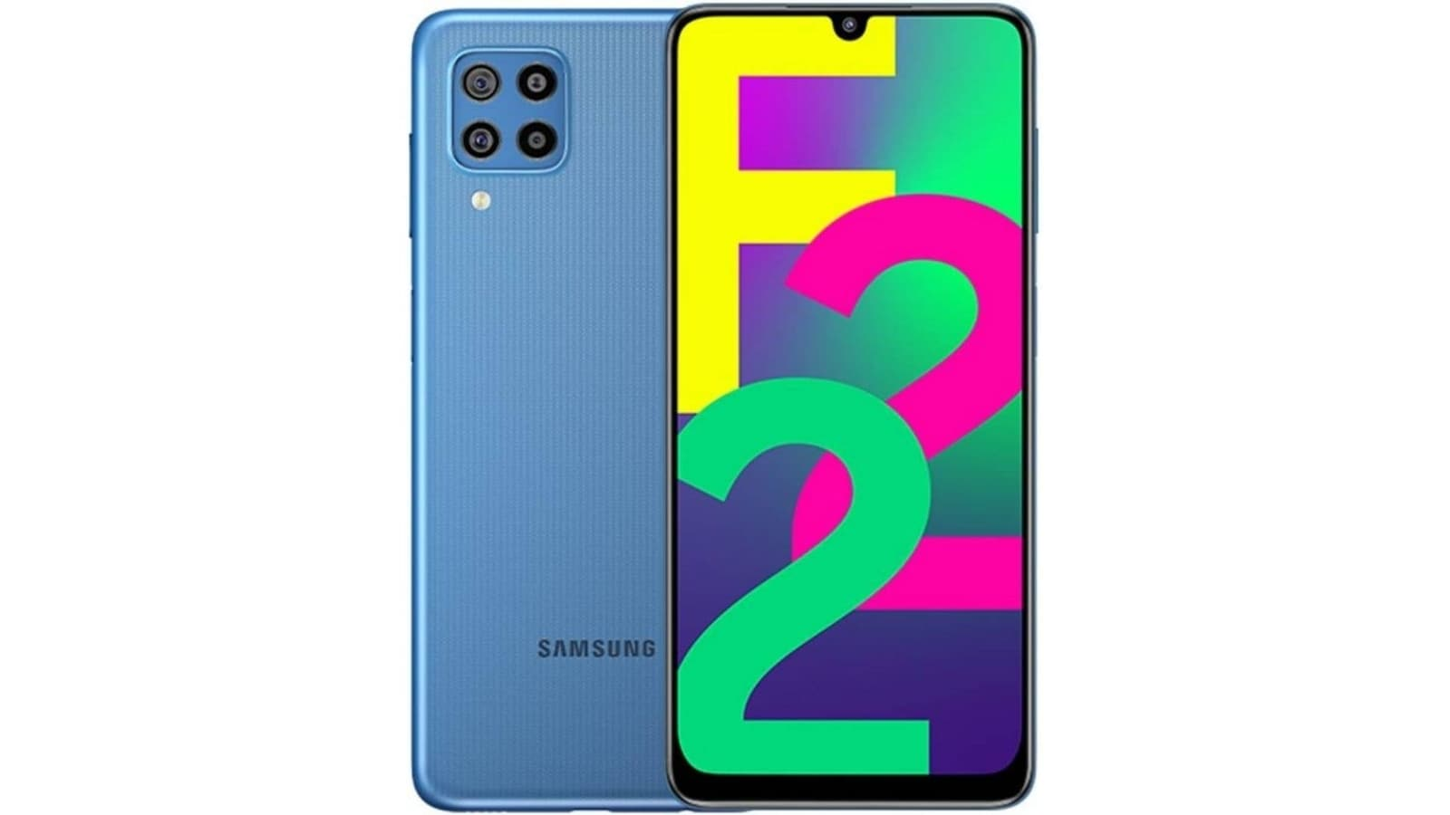 The Samsung Galaxy F22 is on sale from today;  find out the price and specifications here
