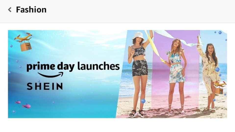 Shein is coming back to India soon.