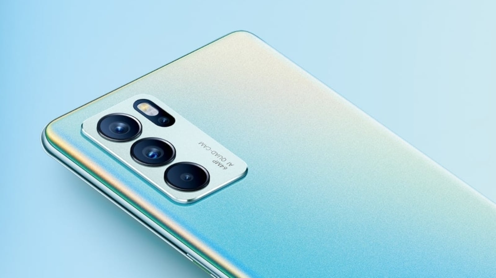 Oppo Reno 6 Pro 5G, Reno 6 5G phones are launched in India today;  check prices and specifications