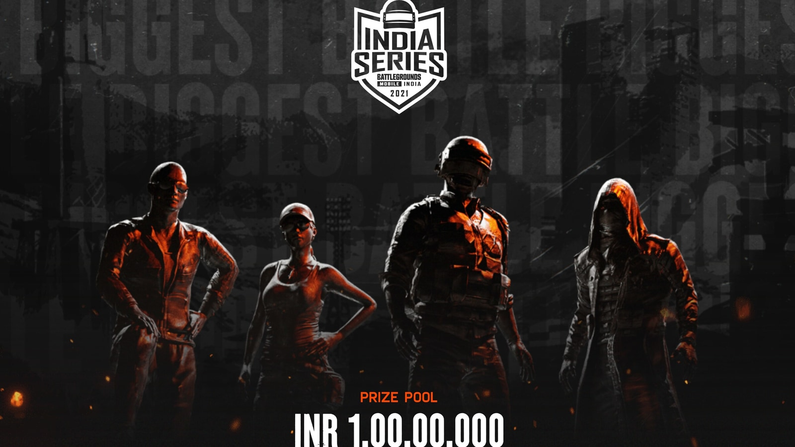 Battlegrounds Mobile India announces the Battlegrounds Mobile India Series 2021 tournament with a prize of ₹ 1 cr