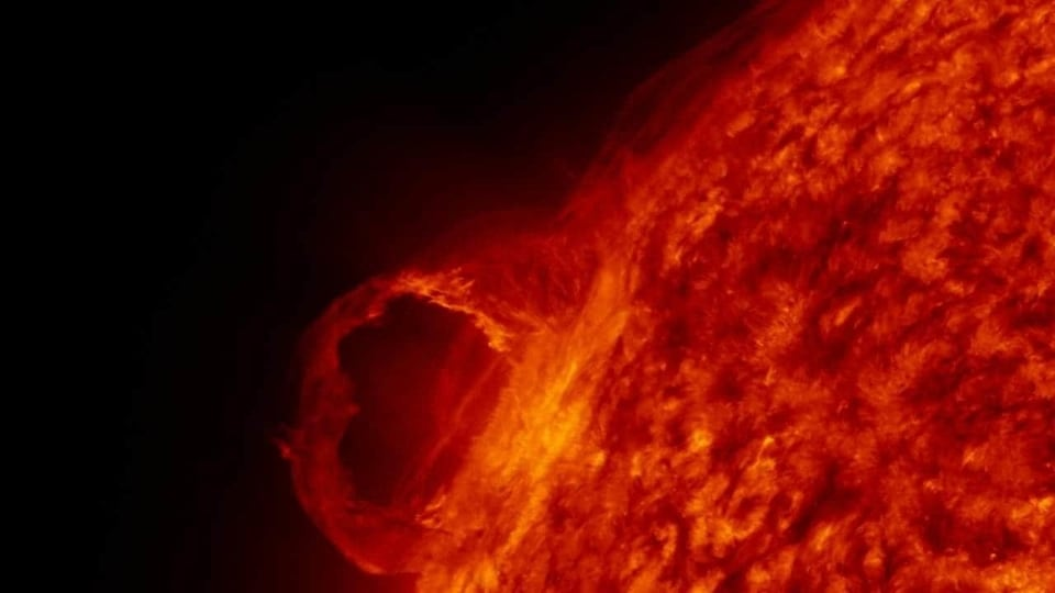 A solar storm generated by the Sun, if it is really big, on the scale of the one that hit the Earth in 1859, then it has immense destructive power and can have a huge impact on online infra, including taking down the Internet.