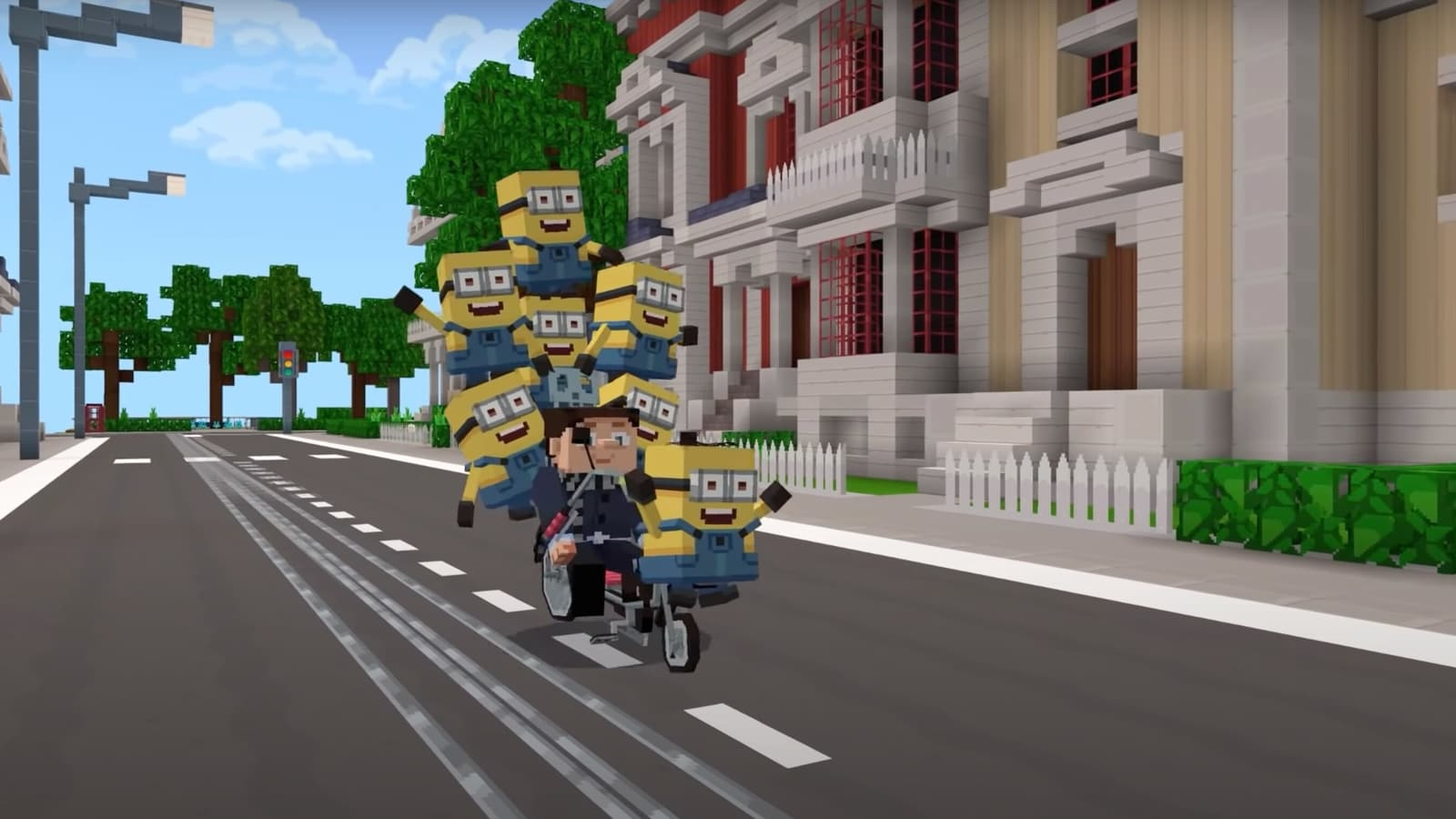 Minions are in Minecraft and we can't rest easy!