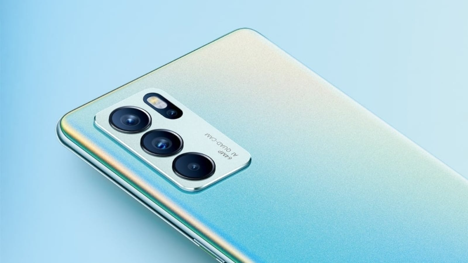 Oppo Reno 6 Pro 5G on sale from today, check price and rivals, iQOO 7 Legend, Mi 11X Pro, Samsung Galaxy S20 FE