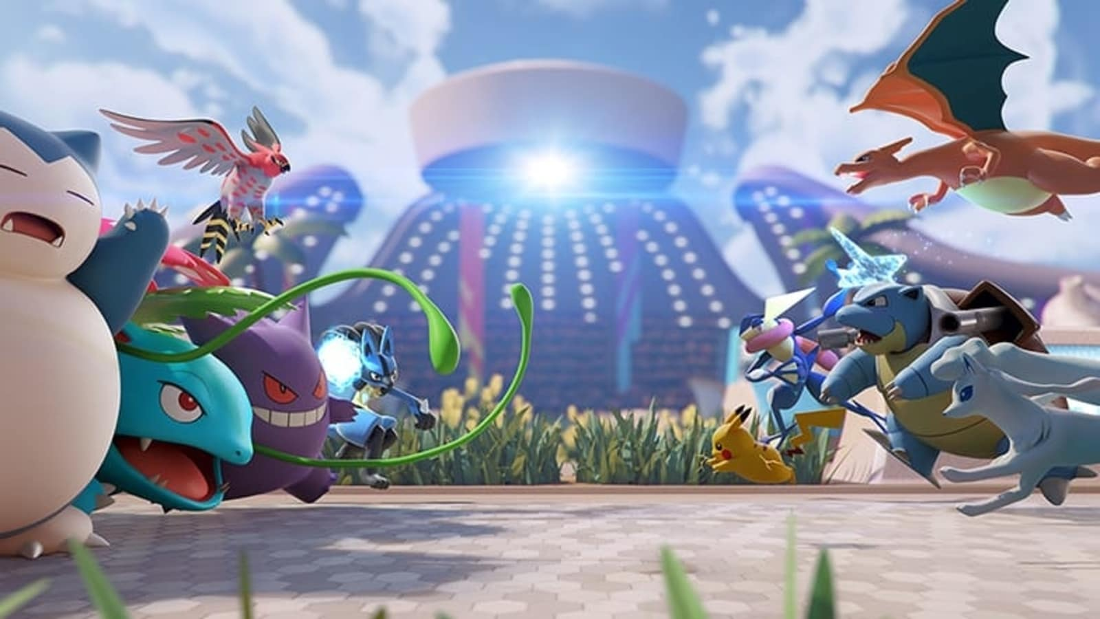 Want to play Pokemon Unite for free on Switch?  Free time to download the size, check out the details of this Nintendo game now