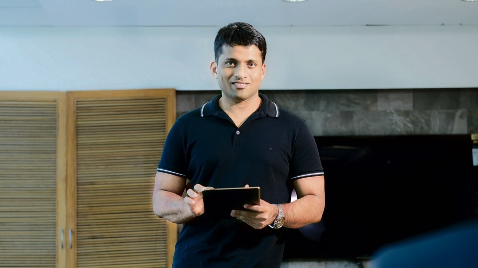 Byju Raveendran, founder and CEO of Byju's.mint