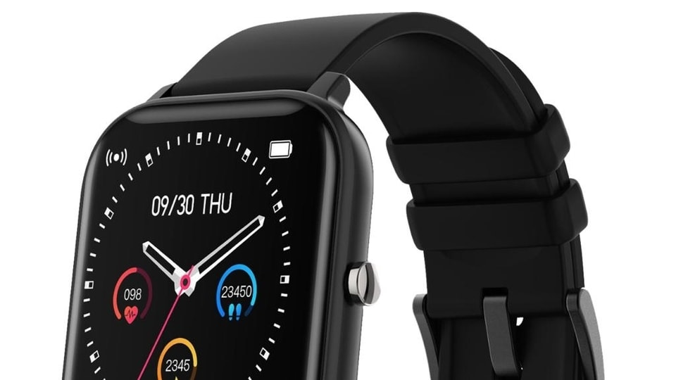 Fire-Boltt Agni smartwatch is affordable and provides a quick look at the basic health parameters of the user.