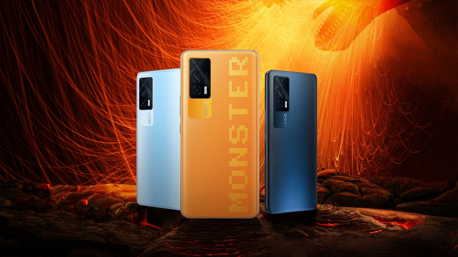 'Monster' iQoo 7 arrives in India;  The smartphone costs more than 30 30,000 when launched