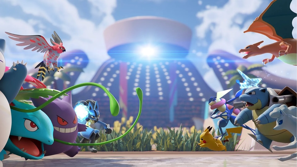 What separates Pokemon Unite from traditional MOBAs is certain aspects of the gameplay.