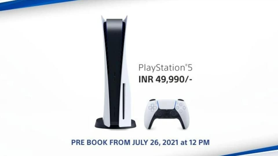 Sony PS5 Restock in India date and time has been revealed and gamers just need to be a little patient for a few more days before they can get their hands on the PlayStation 5 gaming console.