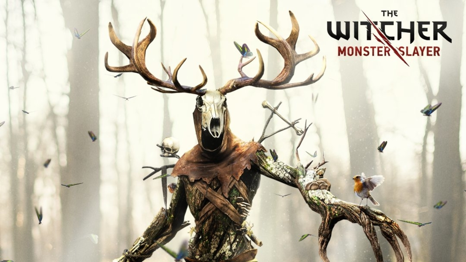 New The Witcher: Monster Slayer AR games allow players to become elite Monster Hunters