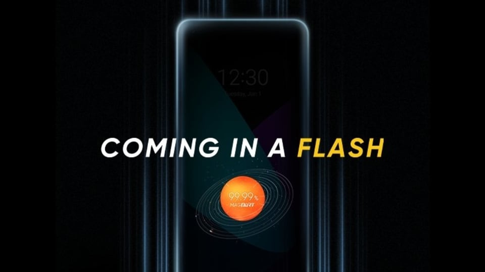 Realme Flash MagDart charging tech may exceed performance of Apple iPhone 12, which has a MagSafe charger.