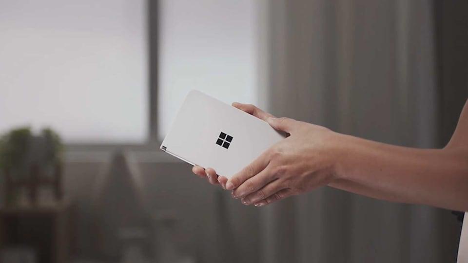 Microsoft Surface Duo (Representational Image)