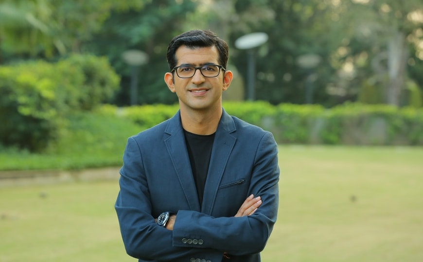 """""""Our competitors are very strong, but the good part is that we as a brand are very clear about what our customer wants and what we can deliver,"""" says Vivo's Director of Brand Strategy Nipun Marya."""