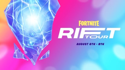 The mysterious celeb in Fortnite concert may well be Ariana Grande, Travis Scott or even Marshmello.