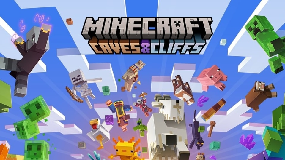 Minecraft 1.18 Caves and Cliffs update could feature 3D biomes.
