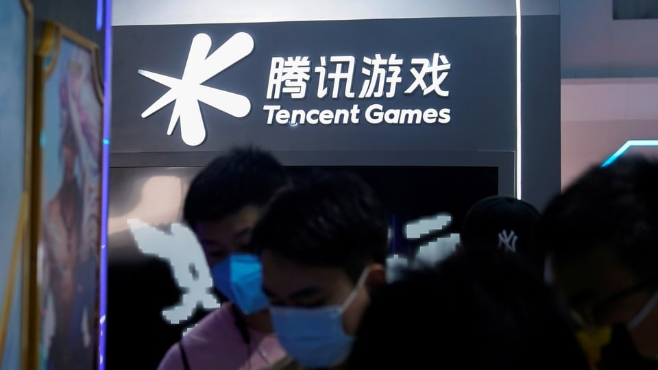 Under Chinese law, users under age 18 can play online games for a maximum of one and a half hours a day, and three hours during holidays.