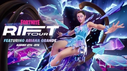 Online game Fortnite has lined up the popular singer Ariana Grande in-game concert for fans and there will be many goodies to download.