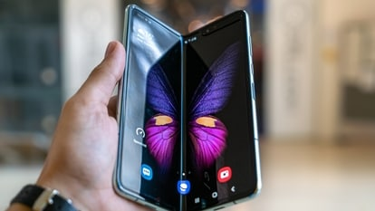 Samsung Galaxy Z Fold 2.