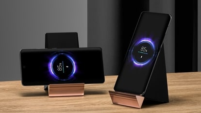 Xiaomi has reportedly designed the new wireless charger to allow users to place their smartphones in a vertical or horizontal orientation