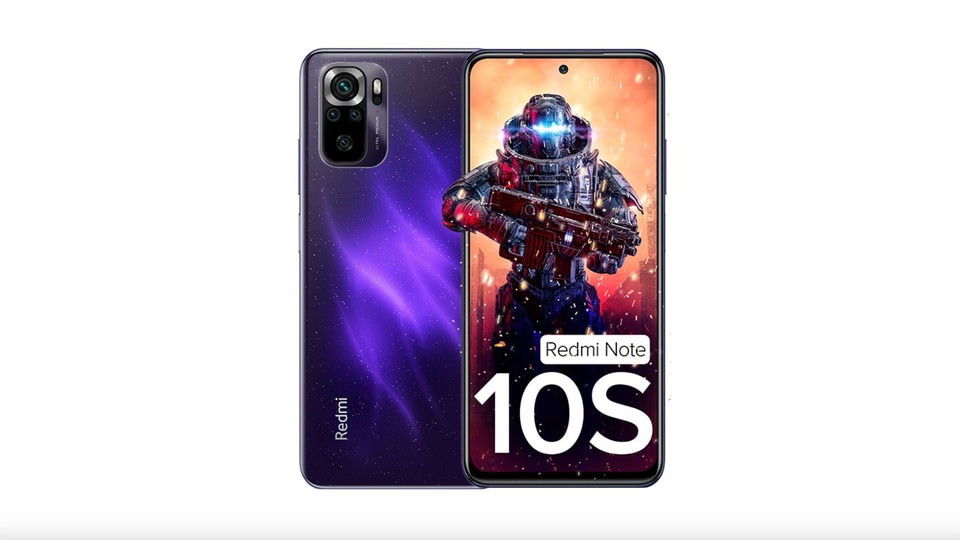 """The Cosmic Purple colour on the Redmi Note 10S was teased via a video shared by the Redmi India Twitter handle titled """"Paint The Town Purple""""."""