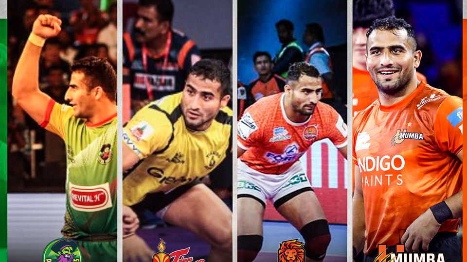 Pro Kabaddi League 2021 auction date and livestream online: Player auctions will be live available online on Star Sports Network and Disney Hotstar