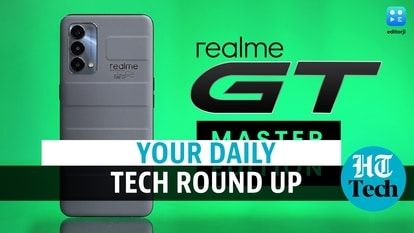Realme GT Master Edition Unboxing and Hands-On