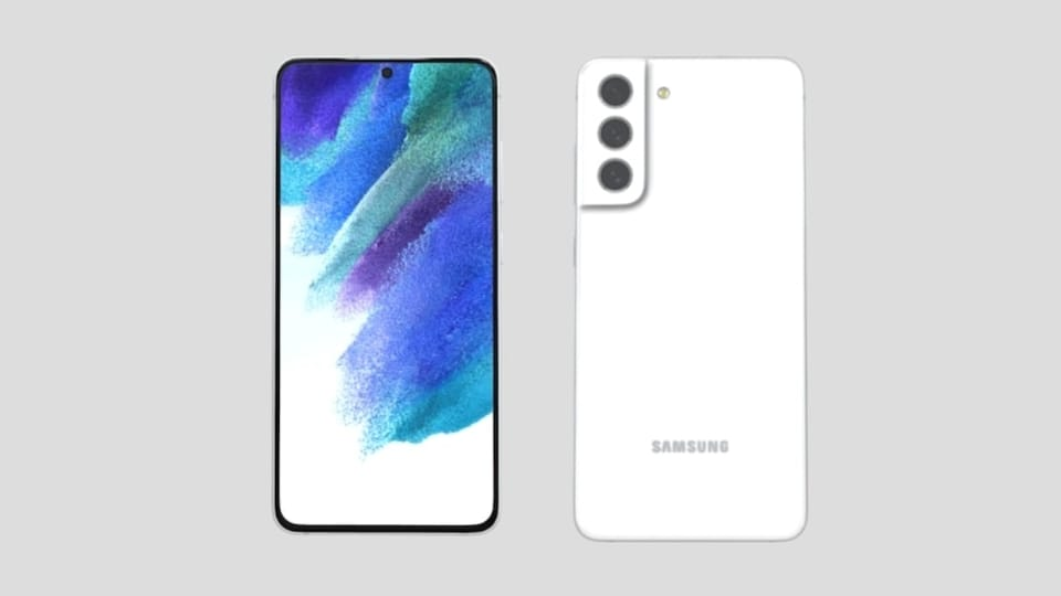 Samsung Galaxy S21 FE colour options, design, camera module, display to battery, check out the smartphone now. (Photo: Samsung Galaxy S21 FE leaked render courtesy evleaks)
