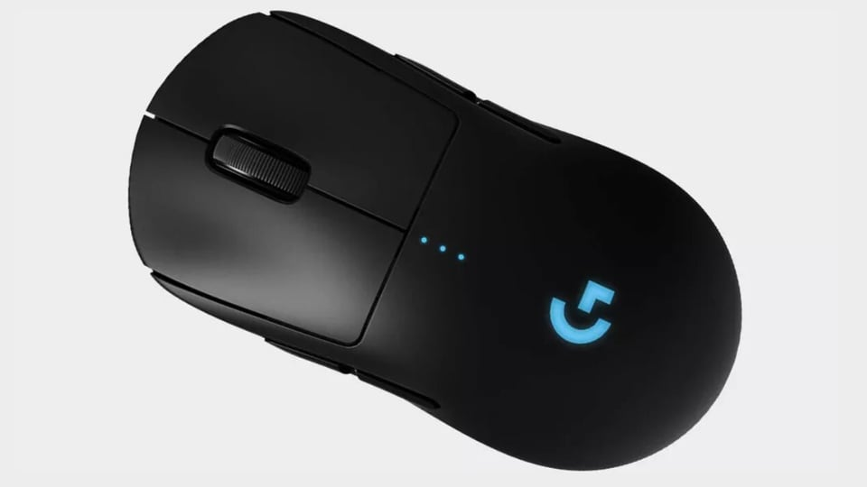 The Logitech G Pro wireless mouse is now the cheapest it's ever been
