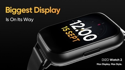 With Dizo Watch 2, Watch Pro joining the repertoire, the company will have three smartwatches on offer for consumers across different price points and features.