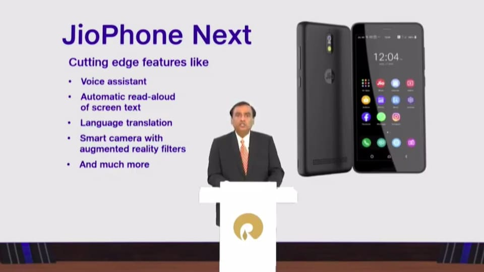 JioPhone Next launch is just one part of the Jio strategy. The company has also turned to Samsung, Vivo, Xiaomi and others for something else.