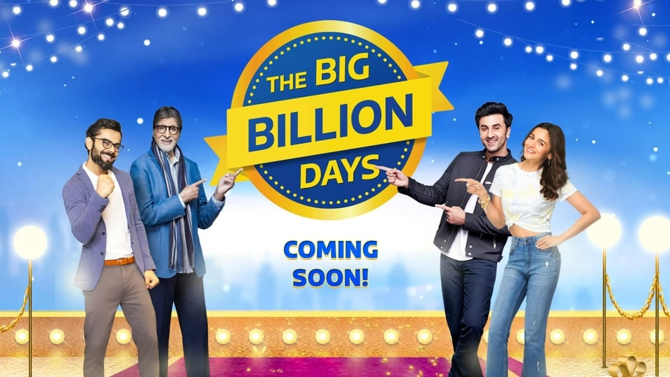 Flipkart Big Billion Days sale 2021: Not much is known about Realme's 4K Google TV stick yet but it isn't hard to guess that Realme's first streaming stick will plug into the HDMI port of a user's smart TV just like Google's Chromecast or Amazon's Fire TV Stick devices.