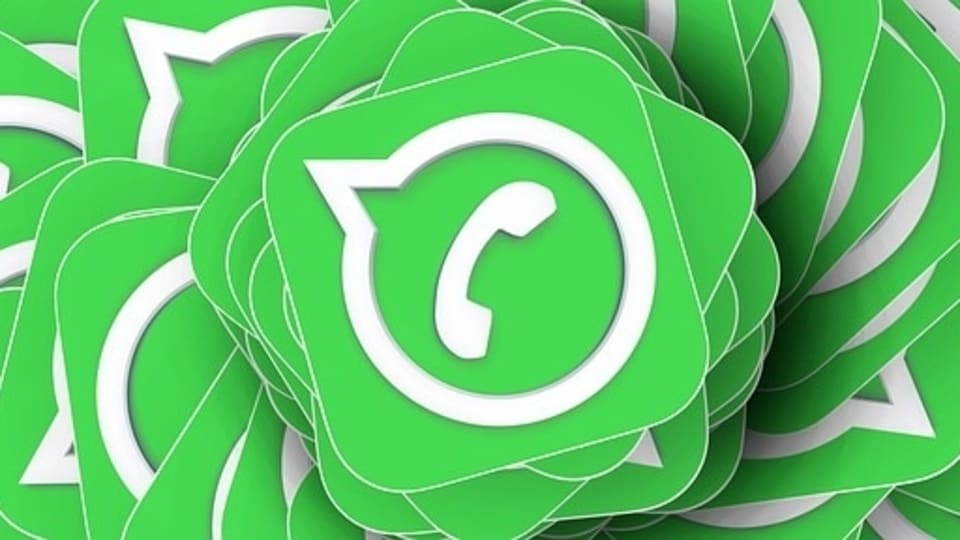 When WhatsApp stickers are made available, a new sticker icon will appear towards the right of the View Once option in the caption bar.