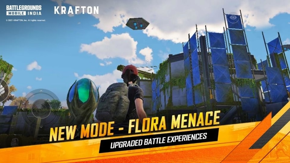 Battlegrounds Mobile India 1.6 update: PUBG Mobile maker also said exclusively in BGMI Erangel, the Flora Menace, players will also be able to enjoy Cell Matrix content.