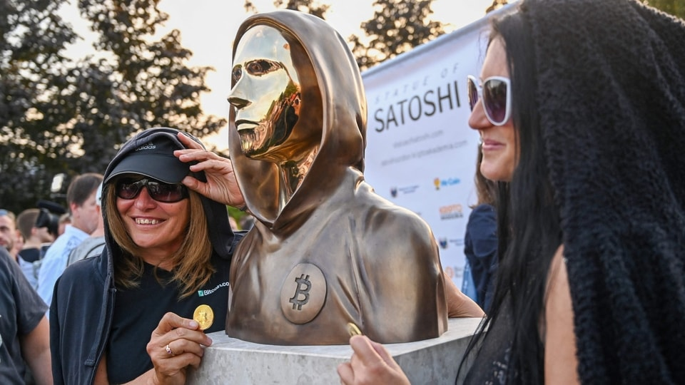 Bitcoin inventor Satoshi Nakamoto has been honoured by a city in Europe. It was financed by four Hungarian cryptocurrency organisations.