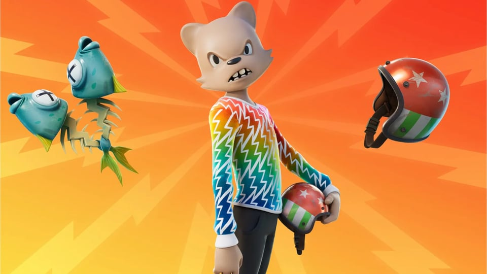 After Guggimon, Superplastic is bringing one more character to Fortnite game. This new character is called Janky.