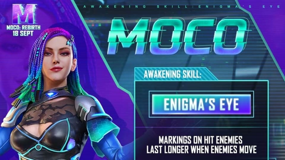 Gamers looking to get in on the gaming action and upgrade Moco to Awakened Moco, must first head over to the character page for Moco on your Garena Free Fire game and begin the event.