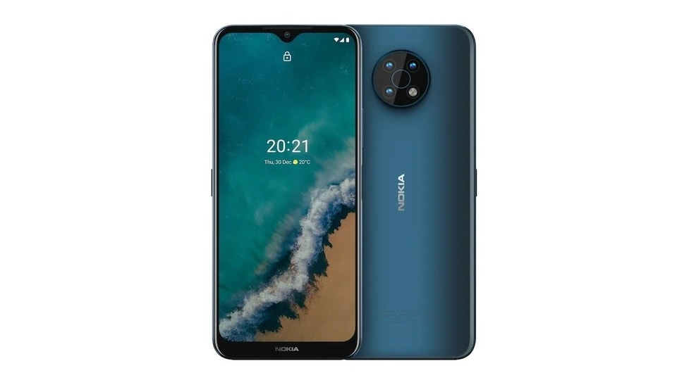 The Nokia G50 5G relies on the Snapdragon 480 chipset for 5G connectivity.
