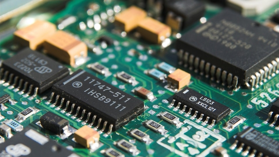 The situation seems better, however, for the power management chips and optoelectronic components.