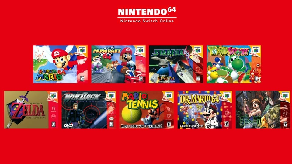Nintendo Switch Online members will also have the opportunity to purchase full-size wireless Nintendo 64 and SEGA Genesis controllers.