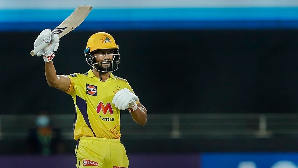 IPL 2021 Live Score, RCB vs CSK Live Cricket Score Streaming Online: All IPL 2021 cricket matches can be watched live on the Hotstar app. Sept. 19 2021. (BCCI/PTI Photo)(PTI09_19_2021_000239B)