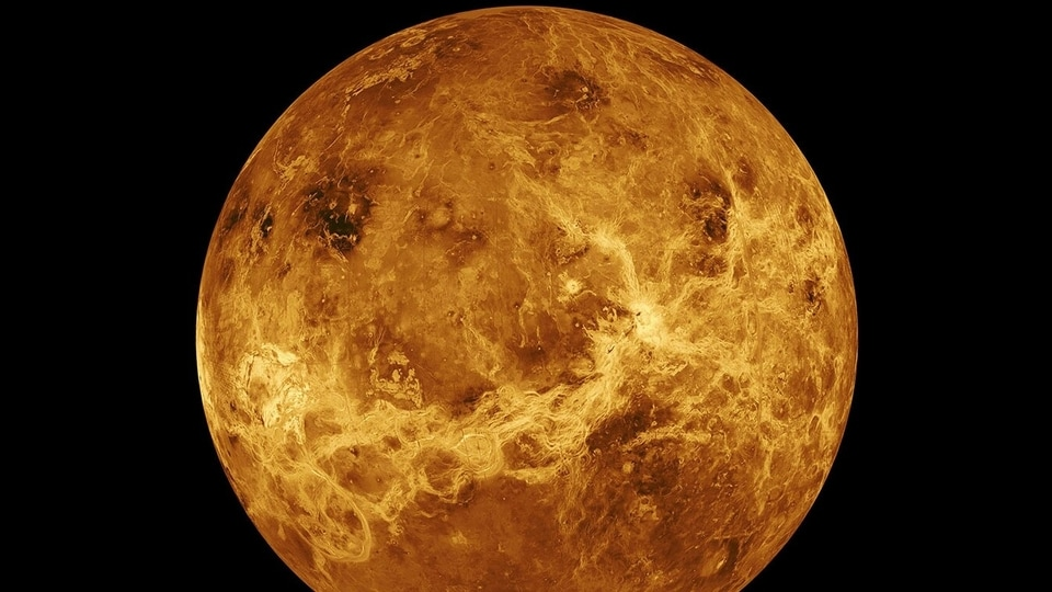 Earth, Venus and Moon are well-settled now, but during the early period, when the solar system was being formed, they had a pretty violent relationship. (NASA/JPL-Caltech FILE via AP)