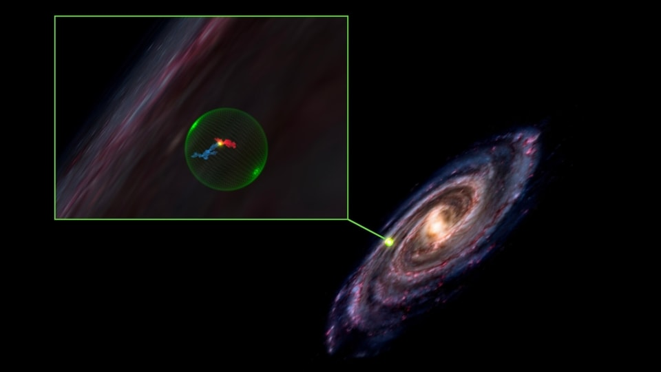 The hole in the Milky Way Galaxy is yet another part of the puzzle that will reveal how stars are formed.