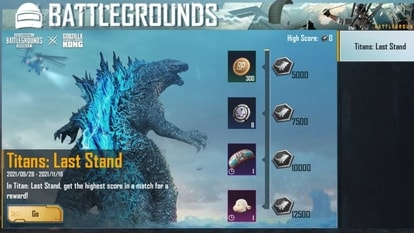 BGMI bug caused the game to crash when playing the Titans: Last Stand PvE mode. Krafton says it is investigating and will fix the Battlegrounds Mobile India issue as soon as possible.