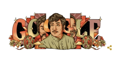 Sivaji Ganesan won the Dadasaheb Phalke Award in 1997 for his work in Indian cinema. Sivaji Ganesan was honoured today with a special Google doodle today.