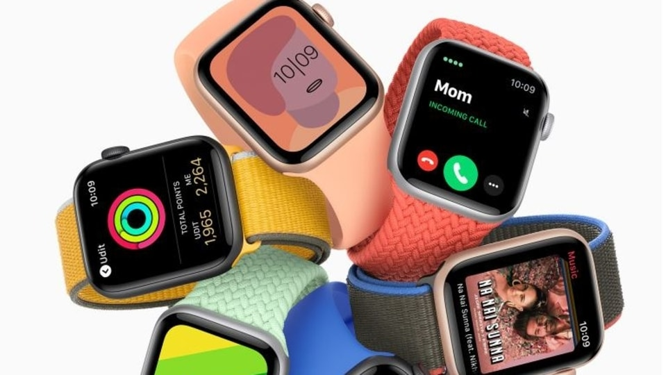 Image Caption:Apple Watch SE on Amazon Great Indian Festival sale: Both 41mm and 44mm versions are available on discount.