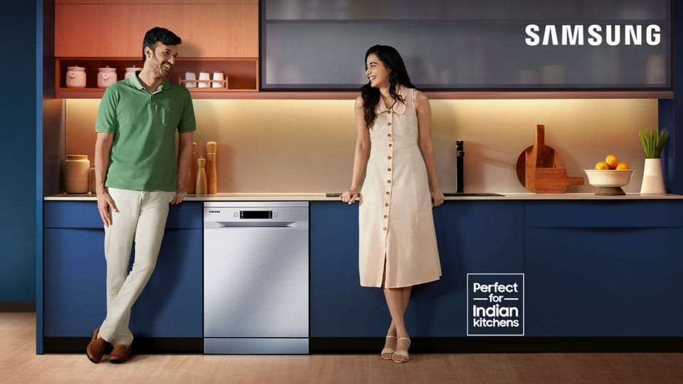 Coming back to today's launches, Samsung today launched its IntensiveWash range of dishwashers in India.