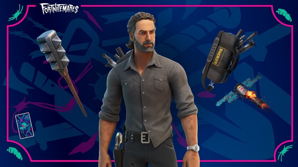 Fortnitemars 2021 is in full swing and The Walking Dead's Rick Grimes is the latest arrival. Here's everything you need to know about the new skin and how to get it from the Fortnite Item Store.