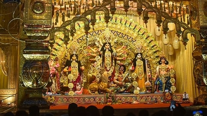 Happy Durga Ashtami 2021 Whatsapp Stickers: Here's how you can celebrate Navratri on WhatsApp via stickers and GIFs.