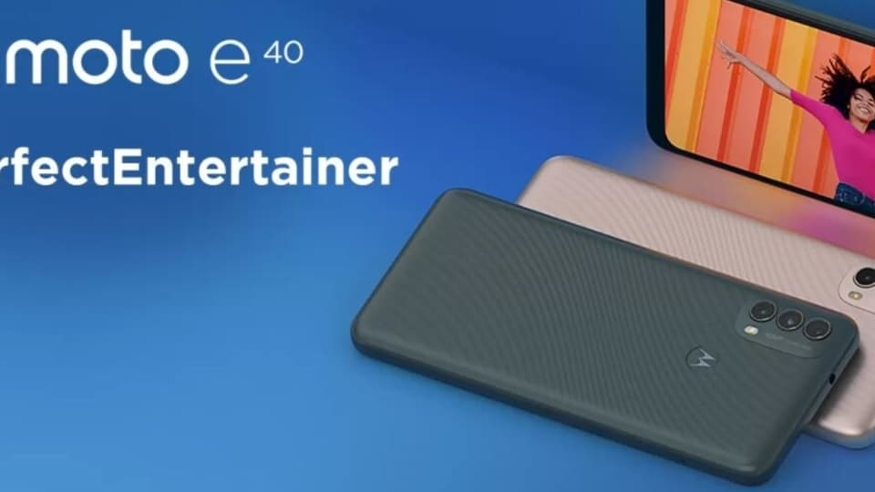 Motorola today announced that its newly launched Moto E40 smartphone will go on sale in India via e-retail platform Flipkart starting October 17.