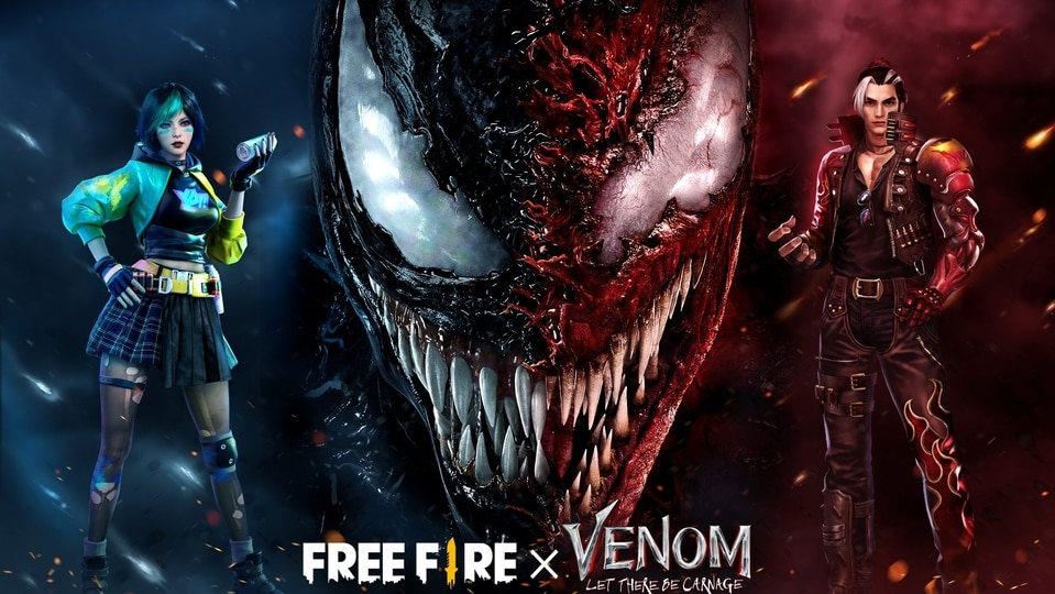 Garena Free Fire Redeem Codes are available on the popular battle royale game for free on both Android and iOS devices, while Venom rewards will be available from October 16.